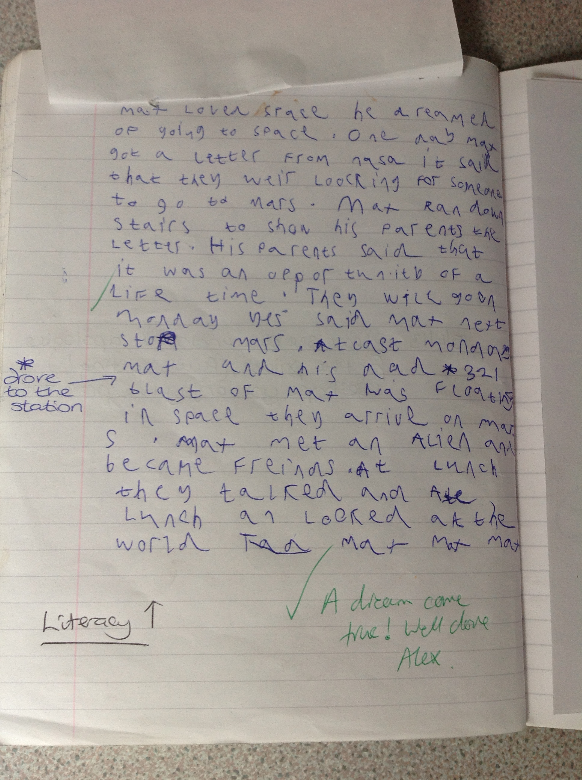 100 Word Challenge | Thornton Dale School Blog